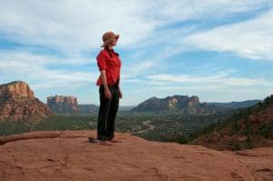 Taking in one of my favorite places - Sedona, AZ :)