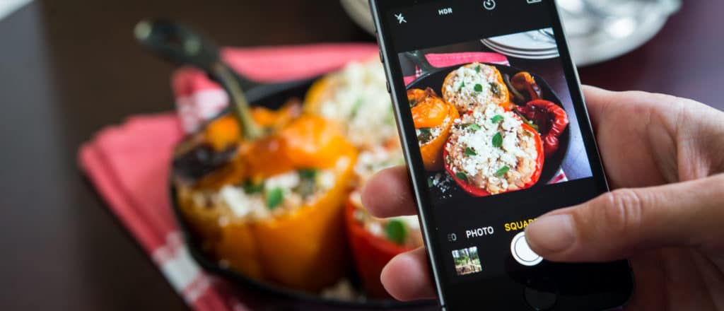 5 Tips To Improve Your Food Photography