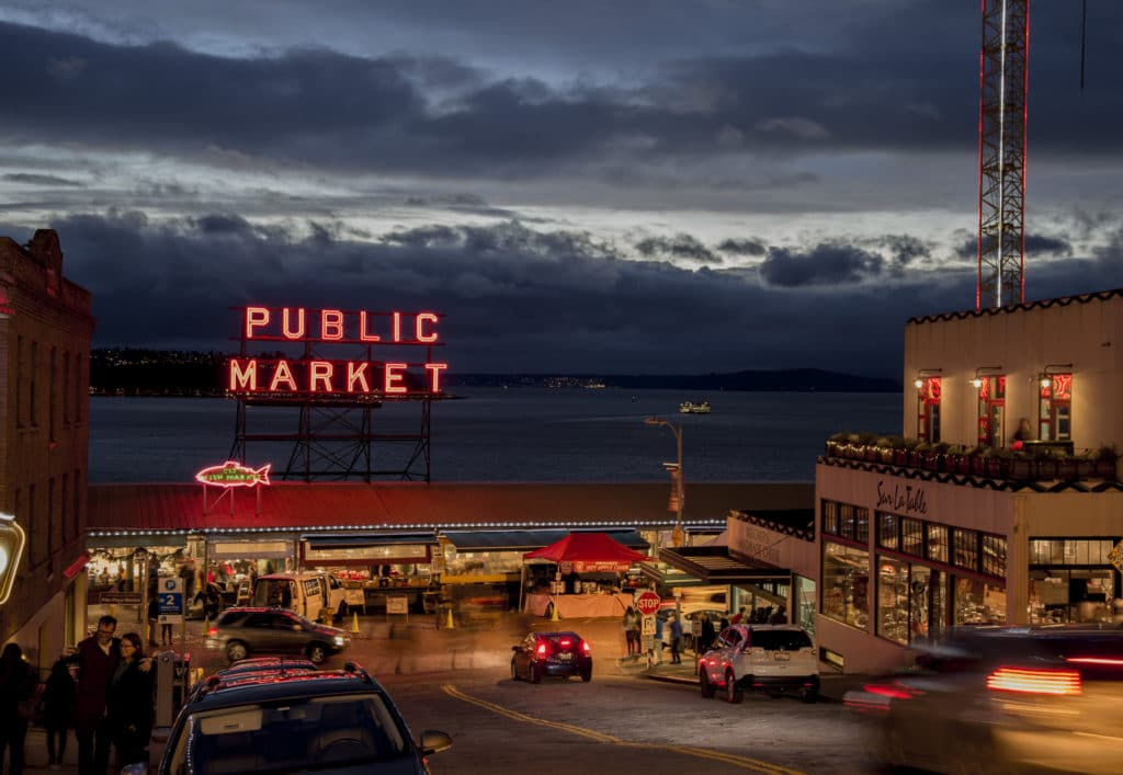 Photo: Pike Place Market | © Tiffany Von Arnim