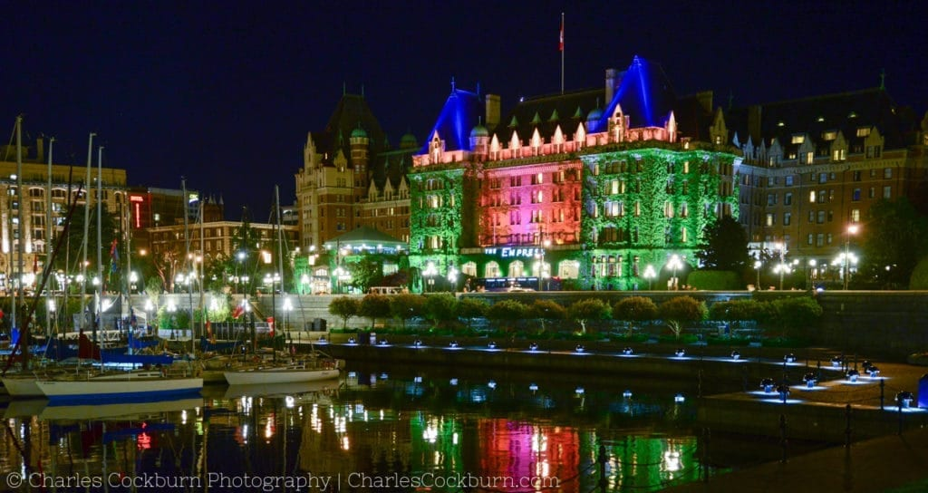 The Fairmont Empress, Victoria | © CharlesCockburn.com