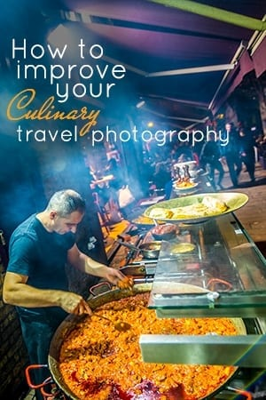Culinary Travel Photography