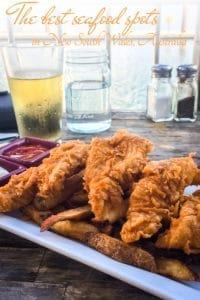 Where to get the best fish and chips in NSW australia at TasteOfThePlace.com