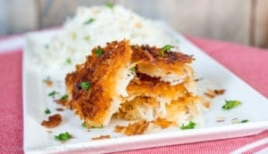 Chelow with Tahdig at TasteOfThePlace.com