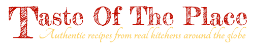 Taste Of The Place Logo