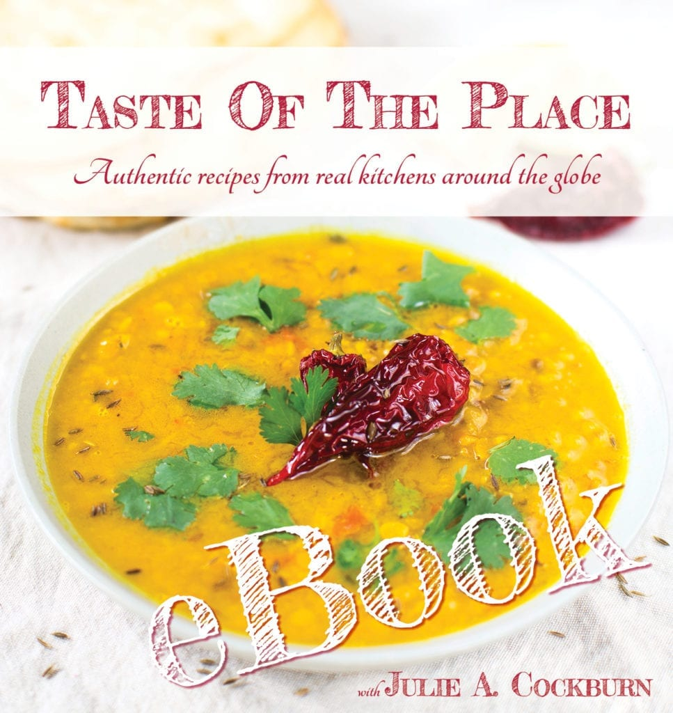 Taste Of The Place cover thumbnail ebook